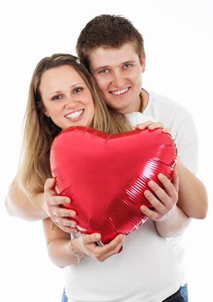 Caucasian couple female happiness