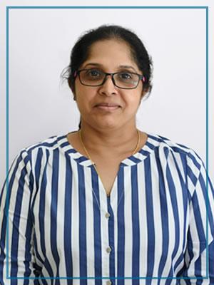 Dr Meena Hedge