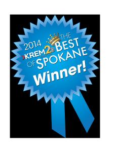 KREM Best Spokane Winner