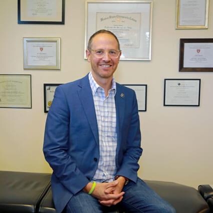 Chiropractor Spokane, Dr. Chad Johnson