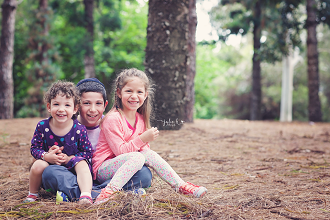 Abigail Ruby, Benjamin and Sophia