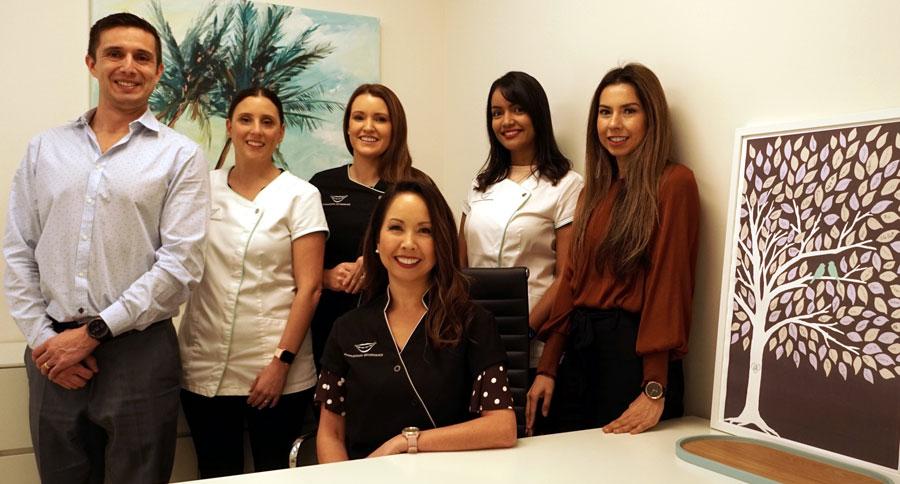 The team at Charlestown Orthodontics