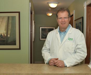 Valparaiso Chiropractor, Dr. Brian McGuckin