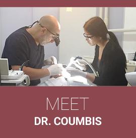 Meet Dr. Coumbis
