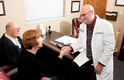Chiropractor Spring Hill, Dr. Robert Martinez