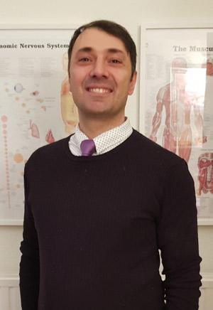 Massimo Zampelli, Doctor of Chiropractic