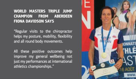 Aberdeen Chiropractor Training Blog Post