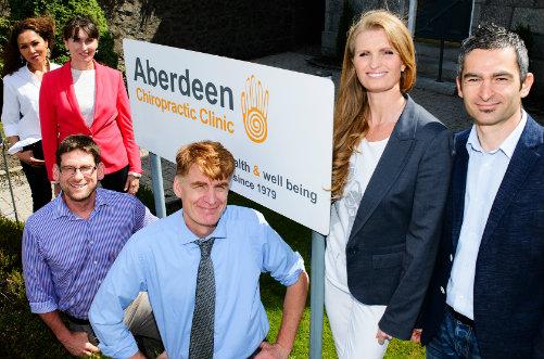Aberdeen Chiropractic Team