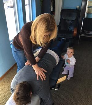 Chiropractic Adjustment in Northeast Colorado Springs