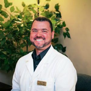 Dr. Brian Aldrich  Goose Creek Chiropractor