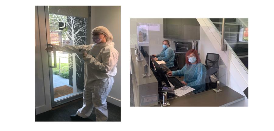 caulfield dentist covid