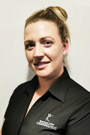 Natasha Middleton, Chiropractic Assistant