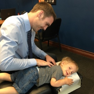 Dr. Watson Adjusting Child