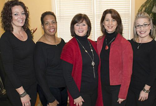 Porter Family Chiropractic Center team