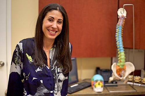 Dr. Shara Posner Alexandria chiropractor