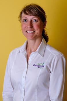{PJ} chiropractor Dr. Rachel Dunn