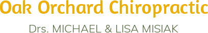 Oak Orchard Chiropractic logo - Home