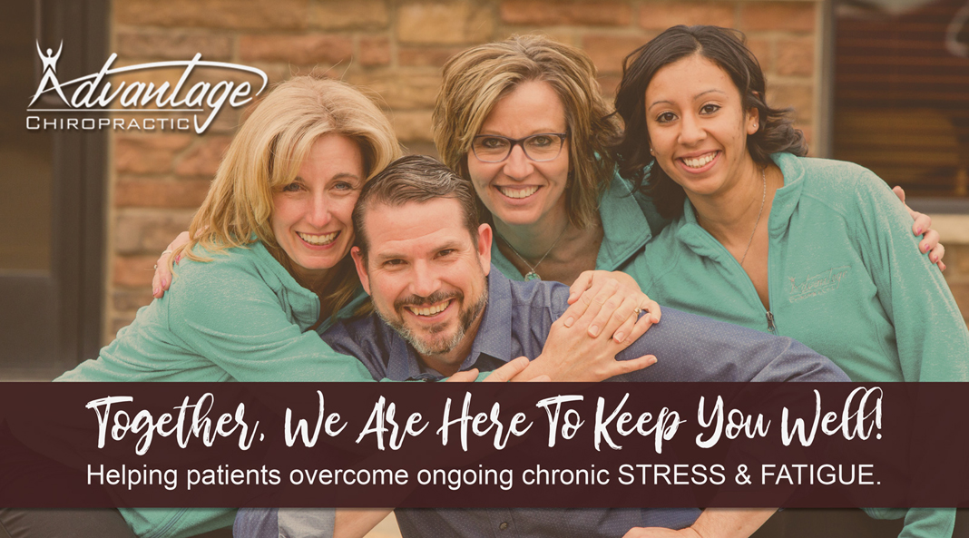 Together, we are here to keep you well!
