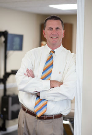 Chiropractor Peachtree City Dr. Gary Davis