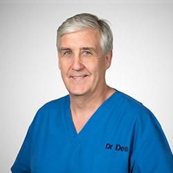 Dr Desmond Storey dentist