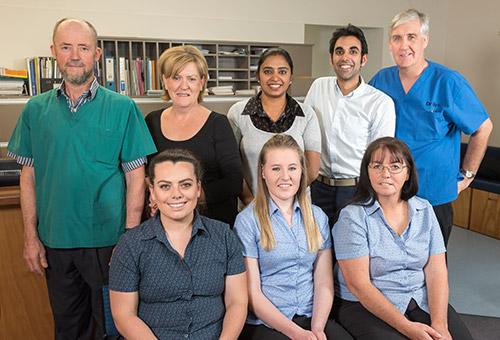 Hawker Dental Team