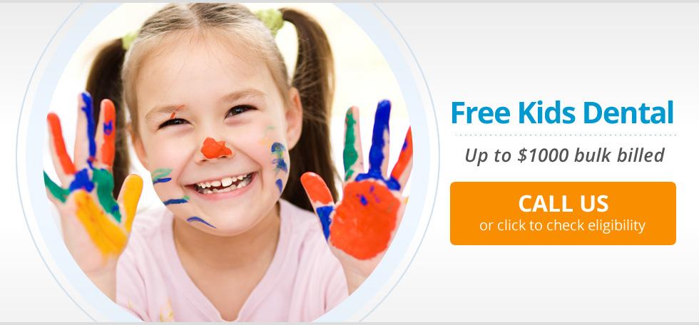 Free kids dental