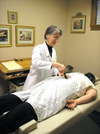 Dayton-area patients enjoy Dr. Barbara Cook?s adjusting approach