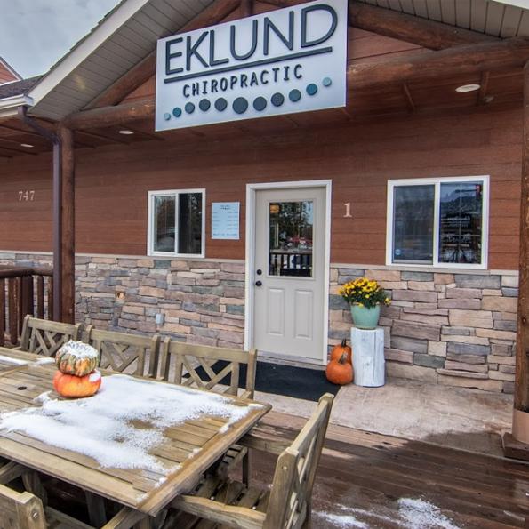 Eklund Chiropractic exterior