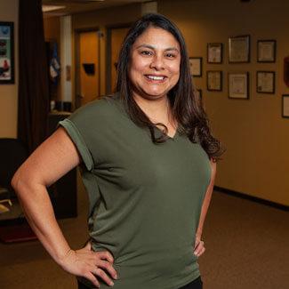 Integrative Health & Rehabilitation Office Assistant, Cindy