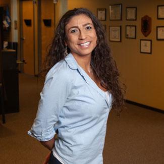 Integrative Health & Rehabilitation Physical Therapist, Delilah Crump