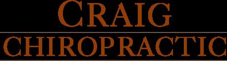 Craig Chiropractic logo - Home