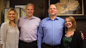 The Core Health Chiropractic team