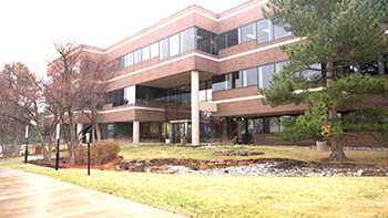 Core Health Chiropractic office