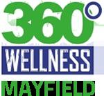 360° Wellness - Mayfield logo - Home