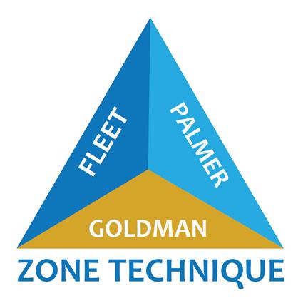 he Zone Technique logo