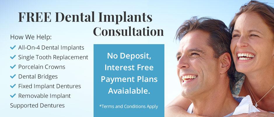 Free Dental Implants Consultation