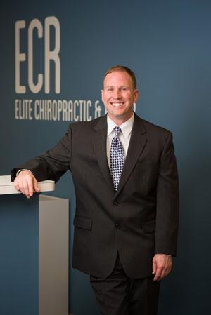 Chiropractor Bloomington Dr. Robert Brown