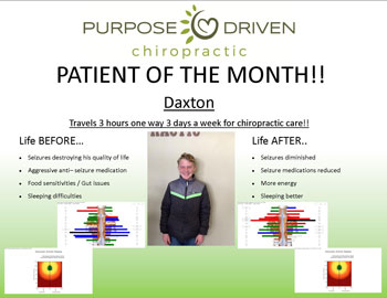 Patient of the Month: Daxton