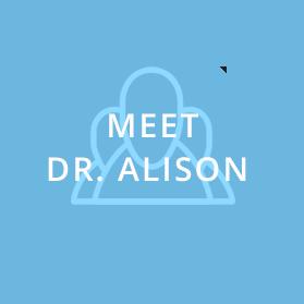 Meet Dr. Alison