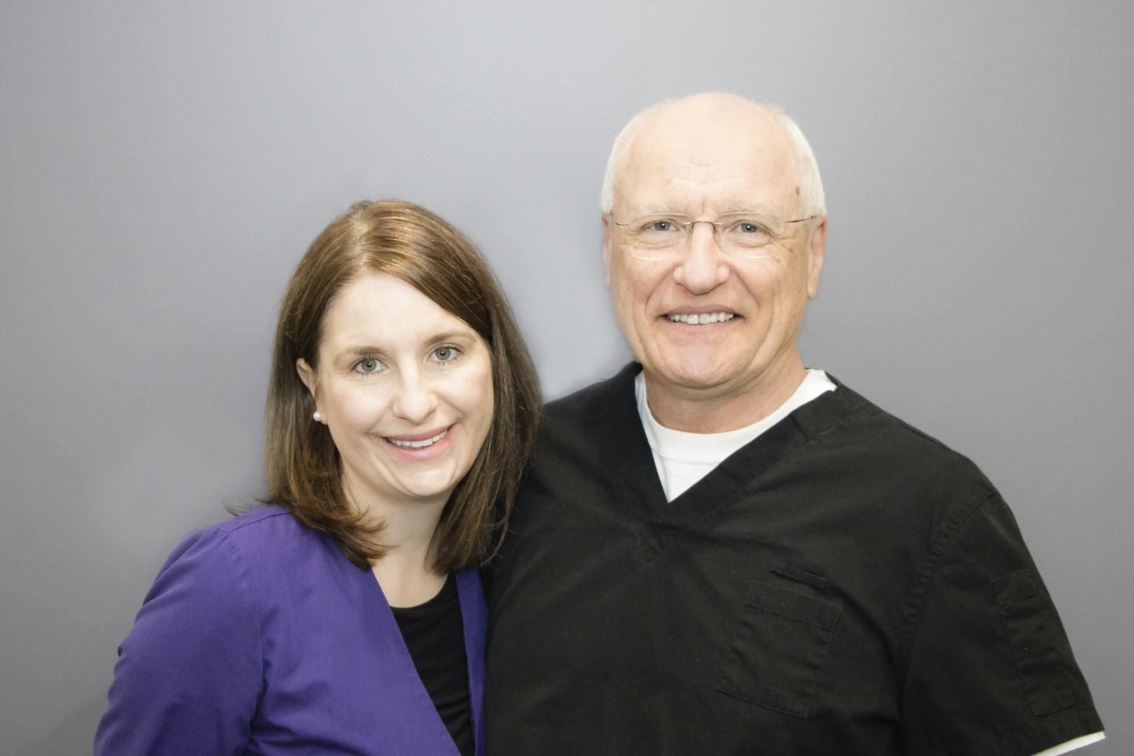 Dentists Dr. Alison Nette & Dr. Andrew Nette