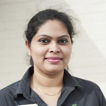 Hema, Senior Dental Assistant