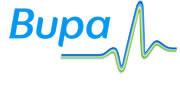 BUPA preferred provider logo