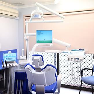 Full Smile Dental Treatment Room