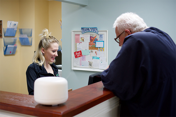 Scheudle your appointment with The Chiropractic Health Center