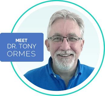 Dr. Tony Ormes, BDSC