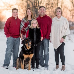 Mortenson Family