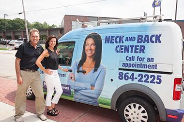 Chiropractors Erie Van
