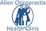 Allen Chiropractic Health Clinic logo - Home