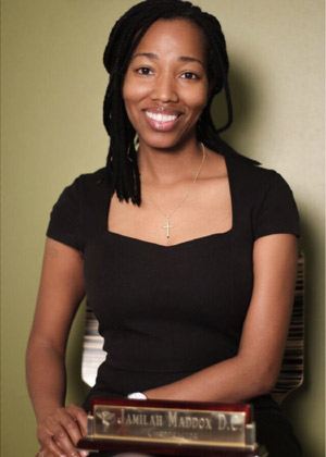 Dr. Jamila K. Maddox welcomes you to Cincinnati Healing Arts