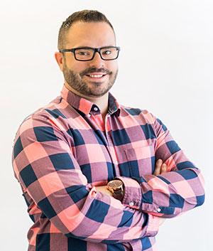 Photo of Dr. Adam